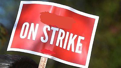 Six patients die as Kenyan nurses go on strike over salary dispute