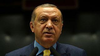 """Erdogan critique les sanctions contre le Qatar, veut """"développer"""" les relations"""
