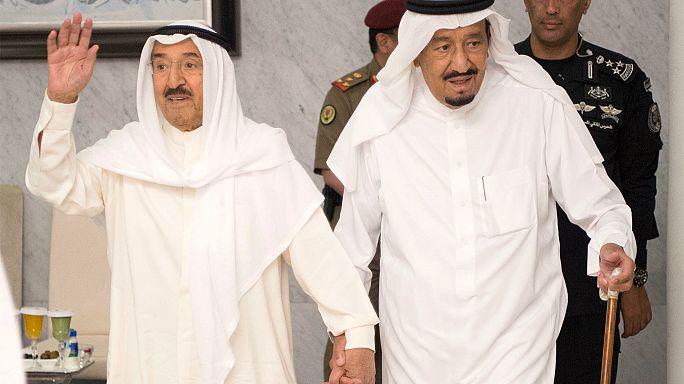 Vásárlási láz Katarban