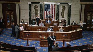 ABD Temsilciler Meclisi Türkiye'yi kınadı