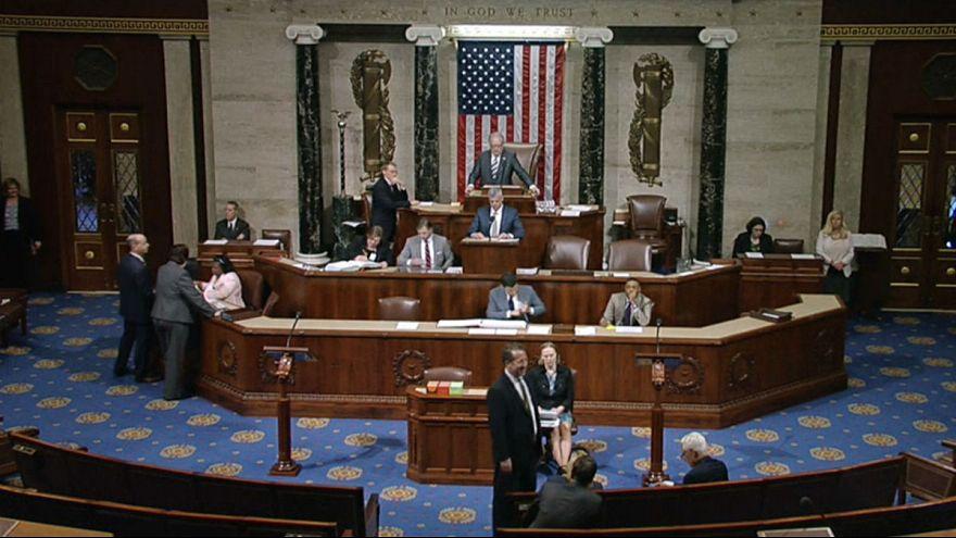 EUA: Congresso condena repressão turca