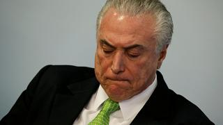 Brazilian president faces illegal funding probe
