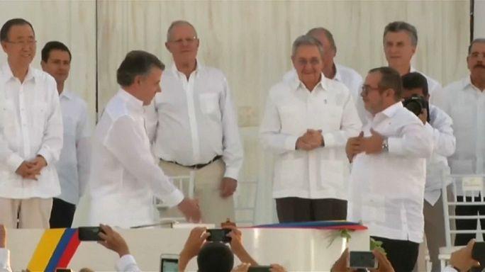 Denunciadas violaciones del alto el fuego del gobierno colombiano y las FARC