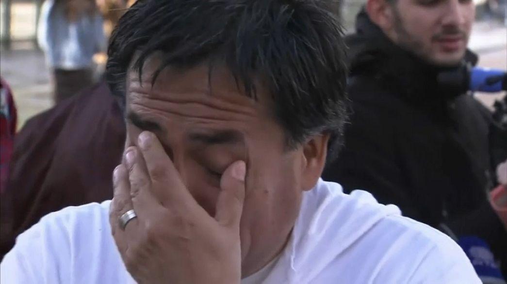 Notre Dame de Paris : les touristes interrogés sur l'attaquant au marteau