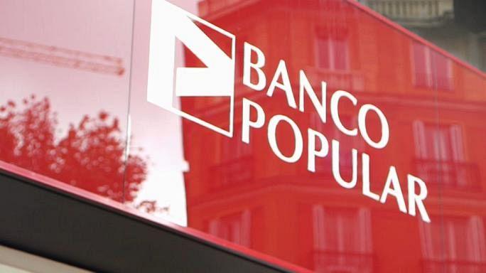 El Banco Santander rescata al Popular por un euro