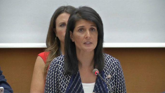 EEUU pide que Venezuela salga del Consejo de Derechos Humanos