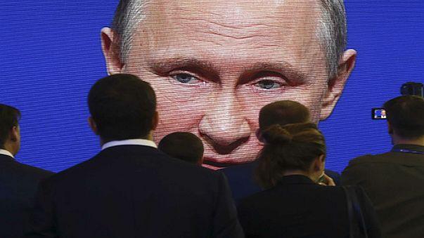 """بوتين:"""" لم أعش أياما صعبة في حياتي لأنني لست إمرأة """""""