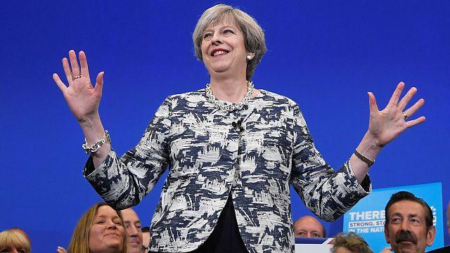 Theresa May, a konzervatív női erő