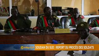 Soudan du sud : Report du procès des soldats accusés de viol [The Morning Call]