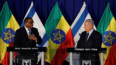 Ethiopia,Israel to deepen ties in key strategic sectors