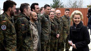 Deutsche Soldaten: Verlegung aus der Türkei nach Jordanien