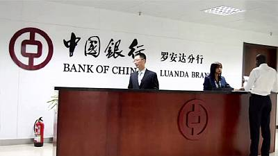 Bank of China opens branch in Angola