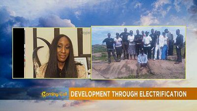Development through rural electrification [The Morning Call]