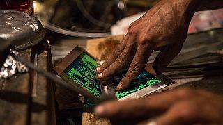 Égypte : des lanternes faites à la main pour illuminer le ramadan