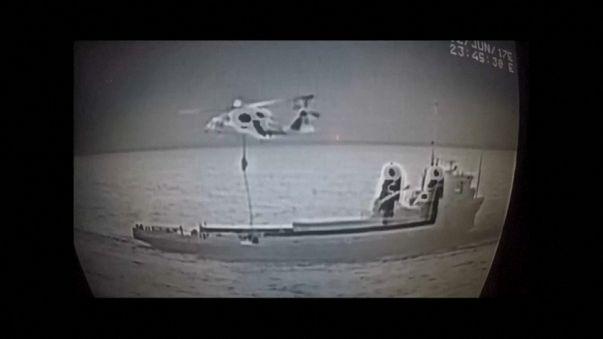 Turchia: maxi-sequestro di droga nel mediterraneo, per oltre 50 milioni di eroina