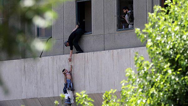Iran: 2 Selbstmordattentäter im Zentrum von Teheran