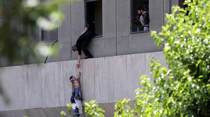 Az Iszlám Állam támadta meg a teheráni parlamentet