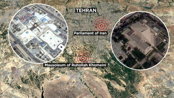 آنچه در حملات تهران گذشت