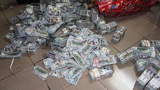Nigeria court orders forfeiture of $43m cash found in empty Lagos flat