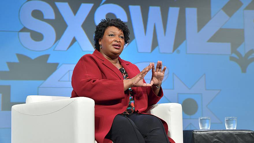 Image: Stacey Abrams, 2019 SXSW Conference and Festivals