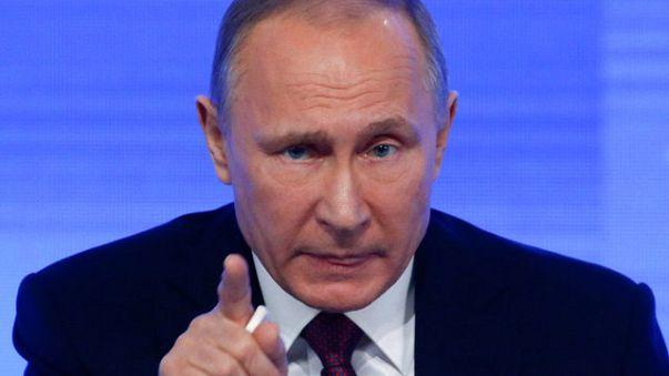 Владимир Путин: серьезный и смешной