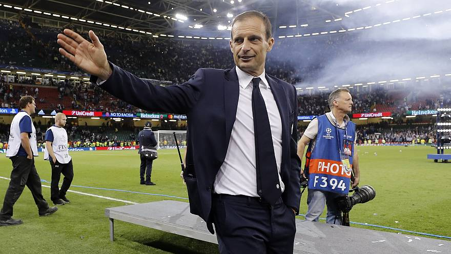 Juventus: ufficiale, Allegri rinnova fino al 2020