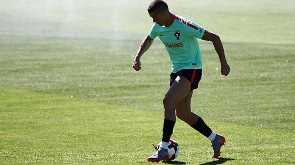 Mundial2018: Cristiano Ronaldo de volta e João Mário falha Letónia