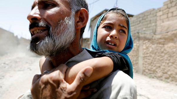 Irak Ordusu: Musul'da sivillerin güvenliği için ihtiyatlı ilerliyoruz