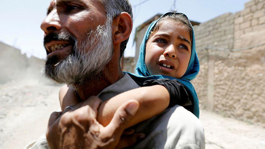 Mossul: Kampf um eine Trümmerstadt