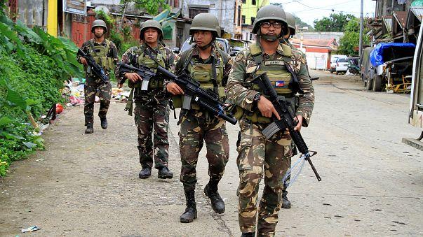 Video filippino di un meeting terrorista