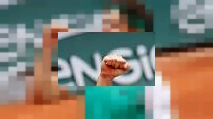 Kiesett a címvédő a Roland Garroson