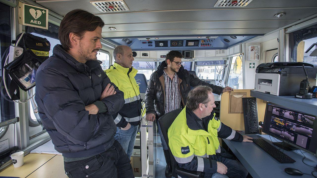 Image: Vincent Wegener, Hans Willems and Gerard Kruisheer