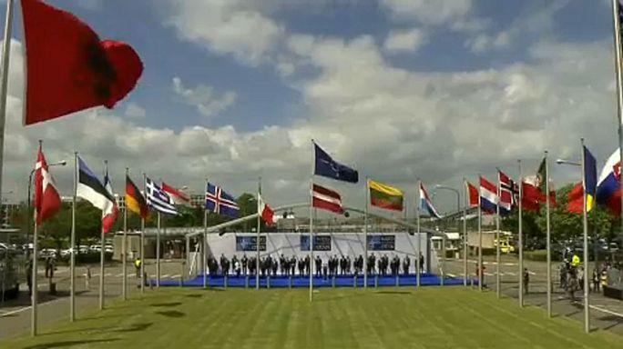 La OTAN iza la bandera de Montenegro