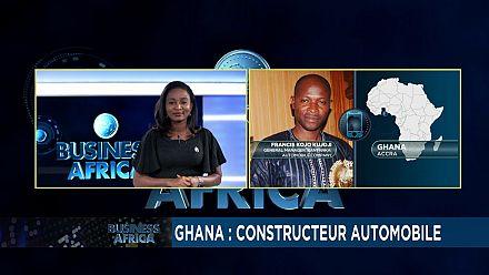 Kantanka, la première marque d'automobile au Ghana cible le marché international [Business Africa]