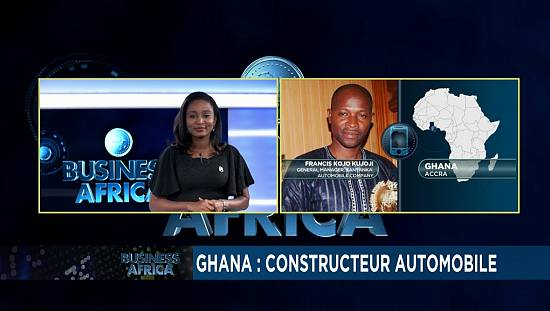 Kantanka, first automobile brand in Ghana targets international market [Business Africa]