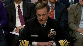 EUA: responsáveis dos Serviços de Inteligência negam pressões