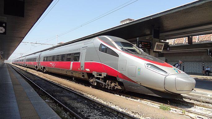 Italia: inaugurata stazione della discordia
