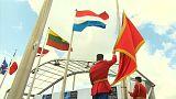 Cérémonie officielle d'adhésion du Monténégro à l'OTAN