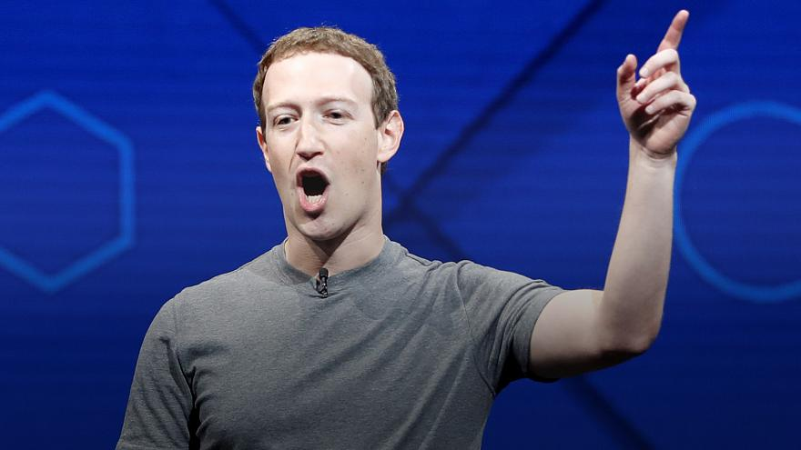Facebook launches maps for emergencies