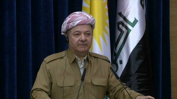 Mesud Barzani bağımsızlık referandumu için tarih verdi