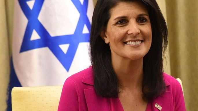 نيكي هايلي: عهد بلطجة الامم المتحدة على اسرائيل انتهى