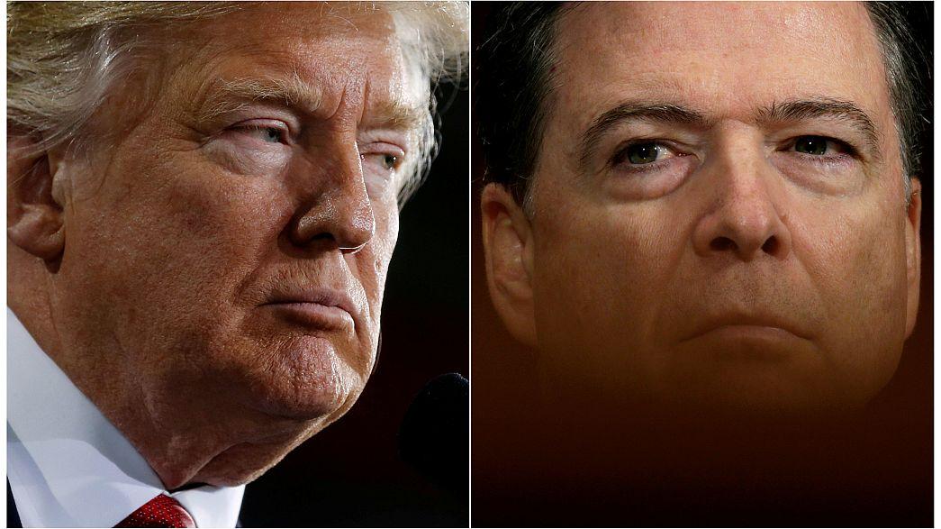 L'audience de l'ancien directeur du FBI pourrait-elle entraîner la destitution de Donald Trump ?