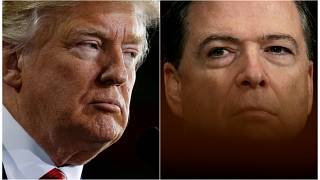 Comey 'accuses' Trump