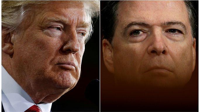 Comey confirma pressão de Trump sobre o caso Flynn