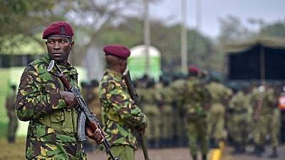 Kenyan police arrest teenagers en route to joining Somalia's Al Shabaab