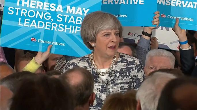 Britain votes after hotly contested election race