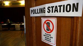 آغاز رای گیری برای انتخابات سراسری بریتانیا
