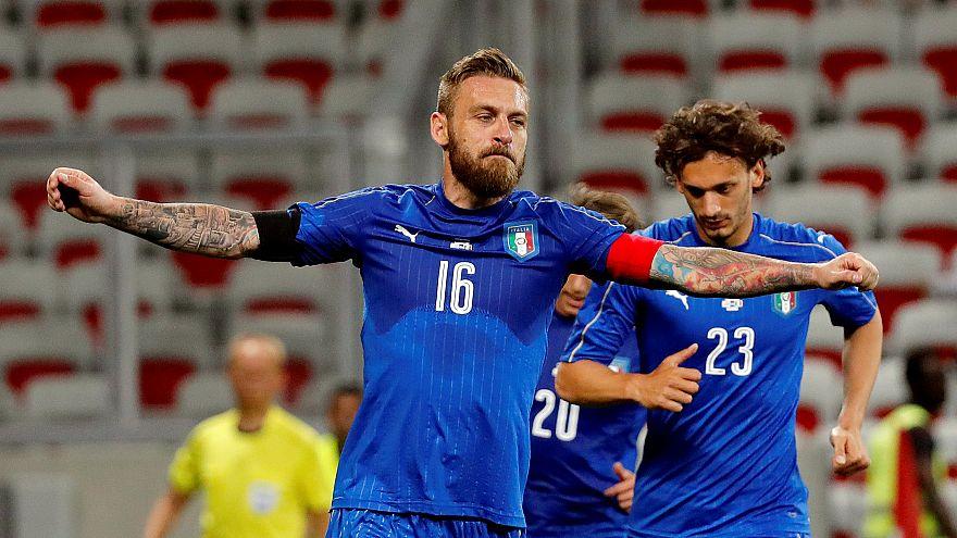 Calcio, amichevoli: vendetta fredda dell'Italia sull'Uruguay