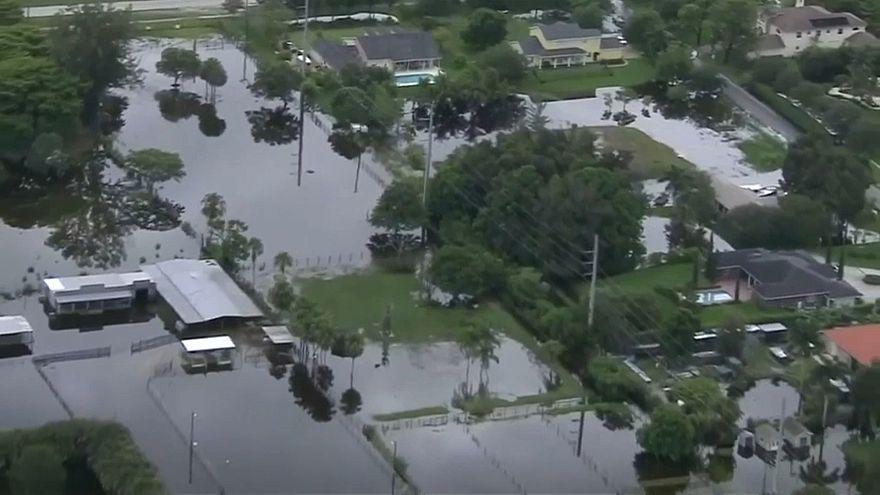 Наводнение во Флориде