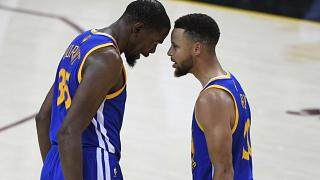 Warriors within reach of NBA title